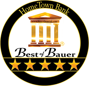 HomeTown Bank - Best of Bauer 5 Star Steal